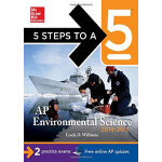 5 STEPS TO A 5 AP ENVIRONMENTAL SCIENCE, 英文原版