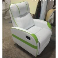 头等舱沙发头等太空舱多功能沙发美容美甲美睫足浴家用沙发单人皮布可躺椅子