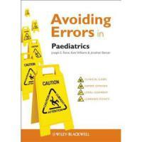 【预订】Avoiding Errors in Paediatrics
