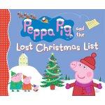 【预订】Peppa Pig and the Lost Christmas List 9780763674564
