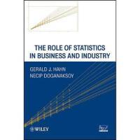【预订】The Role of Statistics in Business and Industry