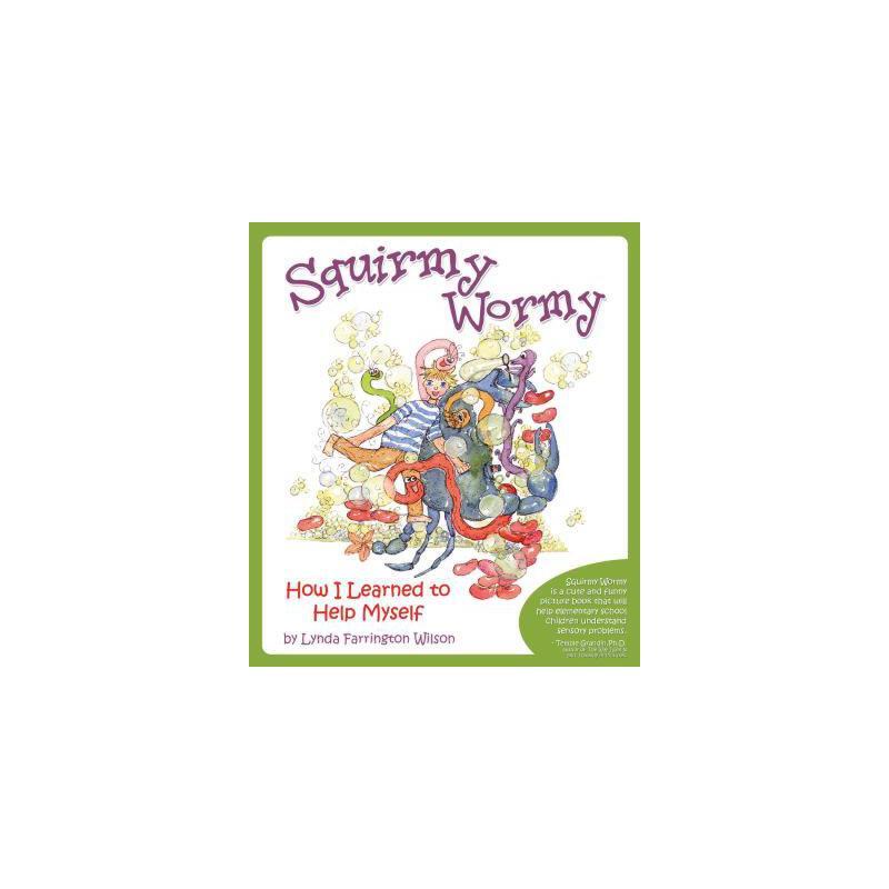 【预订】Squirmy Wormy: How I Learned to Help Myself 预订商品,需要1-3个月发货,非质量问题不接受退换货。