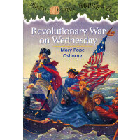 Magic Tree House #22: Revolutionary War on Wednesday 神奇树屋系列