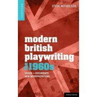 【预订】Modern British Playwriting: The 1960s 9781408181980