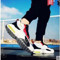 气垫鞋男鞋抖音同款户外新品新款小白鞋男士运动鞋休闲鞋男增高鞋子男潮网红时尚