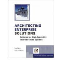 【预订】Architecting Enterprise Solutions