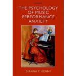【预订】The Psychology of Music Performance Anxiety