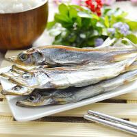 广隆海产 多春鱼 150g 袋装 海鲜干货特产 干鱼块腌制海产品