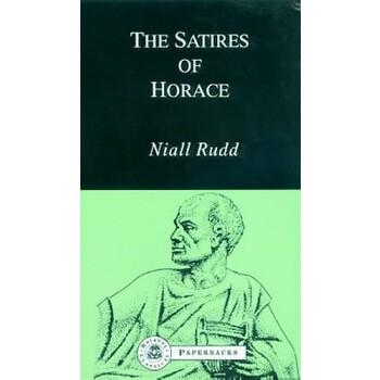 【预订】Satires of Horace 预订商品,需要1-3个月发货,非质量问题不接受退换货。