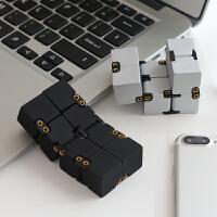 无限魔方创意二阶方块成人发泄骰子减压神器解压玩具学生男生礼物
