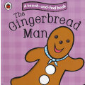 Touch and feel Fairy Tales: The Gingerbread Man 触摸故事书:姜饼人 ISBN 9781409304463