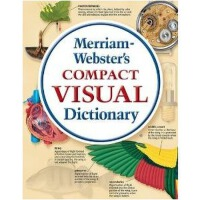 英文原版 Merriam-Webster's Compact Visual Diction韦氏图解词典