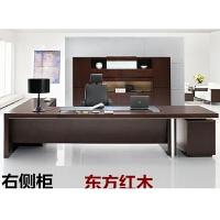 办公家具 板式老板桌办公桌简约现代总裁桌经理大班台主管电脑桌