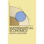 Mathematical Economics (【按需印刷】)