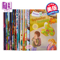 【中商原版】Calendar Mysteries 13册套装 英文原版 初级章节书 6-12岁
