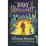 碟形世界28 猫和少年魔笛手 英文原版 英文科幻小说 儿童文学 Amazing Maurice and his Edu