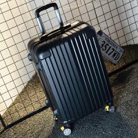 行李箱男士拉杆箱旅行密码皮箱子韩版个性潮万向轮超大号容量28寸