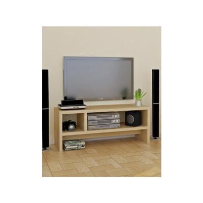慧乐家木质电视柜小户型时尚客厅简易双层电视机柜组合机顶盒柜地柜储