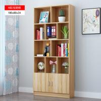 图书馆书架盒子置物架转角玩具架实木屏风拼装学生宿舍柜子木头