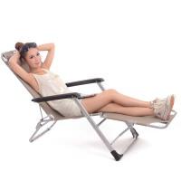 办公室午睡午休折叠床可调节床单人沙滩躺椅