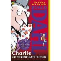 英文原版 查理和巧克力工厂 Charlie and the Chocolate Factory