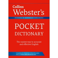 Collins Pocket Webster's Dictionary 9780007465750