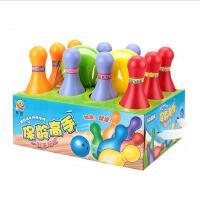 欧锐保龄球玩具大号卡通儿童保龄球益智健身玩具运动类互动玩具