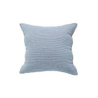 网易严选 日式色织水洗棉条纹靠垫