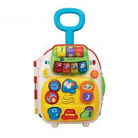 Vtech 伟易达宝贝旅行箱 儿童早教益智过家家玩具 宝宝仿真行李箱