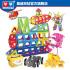 [当当自营]奥迪双钻(AULDEY)超级飞侠 益智玩具 磁力片200件套