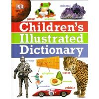 【中商原版】少儿图解字典英文原版Children's Illustrated Dictionary