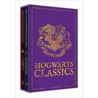 英文原版 霍格沃茨经典套装Hogwarts Classics 2 Volume Set哈利波特Harry Potter
