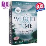 【中商原版】时光之轮第1部:世界之眼 英文原版 英文小说 科幻小说 The Eye Of The World: Boo