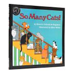 【中商原版】英文原版So Many Cats! 汪培�E一1阶段 名家绘本 幼儿启蒙认知 儿童睡前故事