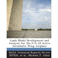 Loads Model Development and Analysis for the F/A-18 Active