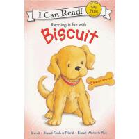 Biscuit's My First I Can Read Book Collection小饼干套装 I Can Re