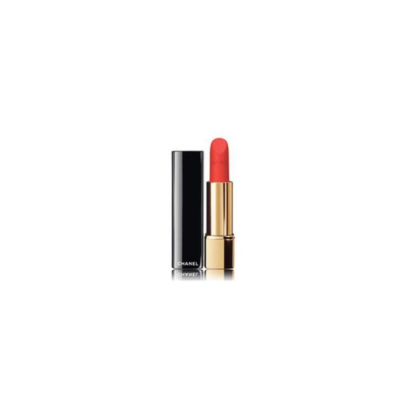 Chanel/香奈儿 炫亮魅力丝绒 口红 43号 丝绒珊瑚红 夏季护肤 防晒补水保湿 可支持礼品卡