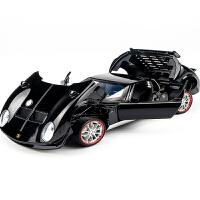 合金车汽车模型儿童声光回力玩具车模型仿真跑车赛车模型玩具车