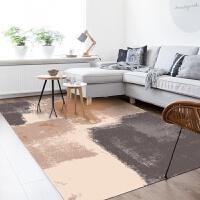北欧地毯卧室满铺可爱房间客厅门床边茶几沙发简约家用大面积定制