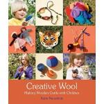 【预订】Creative Wool: Making Woollen Crafts with Children