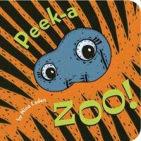 Peek-a-Zoo宝宝的躲猫猫游戏书:猜猜动物园(卡板书)