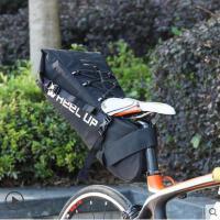 自行车配件储物装备驮包防水后驮包山地车后架包
