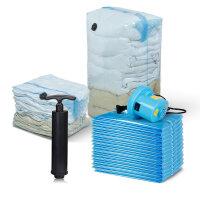 真空压缩袋电泵被子特大收纳袋大号棉被抽气衣物立体真空袋