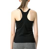 2018082245186882018年新款长款带罩杯打底工字背心式运动内衣女无钢圈文胸跑步瑜伽健身防震 M适合75a