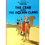 【预订】The Adventures of Tintin: The Crab with the Golden Claw
