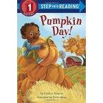 英文原版 南瓜日 分级读物 Pumpkin Day!