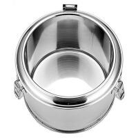 家用不锈钢保温桶商用大容量奶茶桶饭桶汤桶开水桶保温桶带水龙头