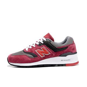 新百伦鞋业公司授权NB BaoBei 997系列男女鞋情侣休闲运动鞋跑步鞋N字鞋