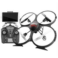 飞行器玩具高科技无人机超大号可定高航拍飞机创意四旋翼飞机