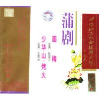 中华地方戏曲经典大观:蒲剧-画梅/少华山・烤火(VCD)